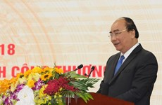 Vietnam must be factory of the world: Prime Minister Nguyen Xuan Phuc