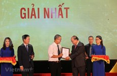 VietnamPlus wins first prize at External Information Service Awards