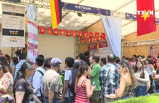 Vietnam promotes culture at Mexican fair