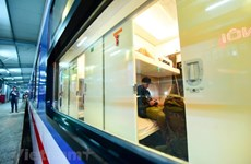 Vietnam to have high speed train