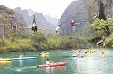 Quang Binh to work with Google to promote tourism