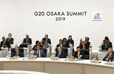 PM Phuc's activities on second day of G-20 Summit