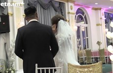 Wedding attendant rental service in Vietnam