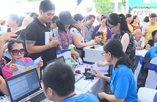 Foreign travel among Vietnamese on the rise