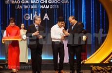 VietnamPlus wins big at National Press Awards 2018