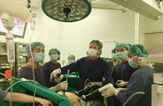 """Health sector honoured at """"Vietnam Glory"""" programme"""