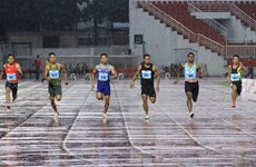 HCMC Int'l Track and Field Vietnam Open 2019 begins