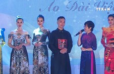 Ao Dai collection to make debut in New York