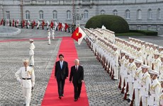 Vietnam, Japan enjoy 46 years of diplomatic ties