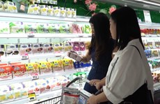 Vietnam's dairy products promoted in China