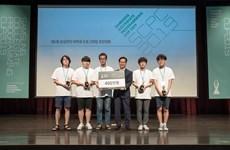 Vietnam makes breakthroughs at Samsung Collegiate Programming Cup 2019