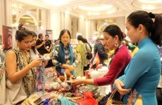 Vietnamese embassy joins int'l charity bazaar in Malaysia