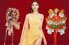 Impressive national costume designs for Miss Universe 2019's contest