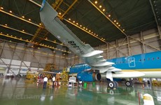 Vietnam – Singapore aerospace engineering joint venture debuts