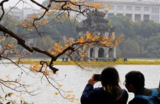 Charming Hanoi keeps former French ambassador back