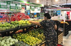 Agricultural products face tough way to enter supermarkets