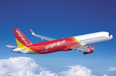 Low-cost Vietjet places order for 20 Airbus A321XLR aircraft