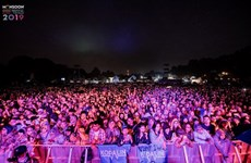 Thousands fans brave rain and cold for 2019 Monsoon Music Festival