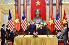 Vietnam-US trade relations thriving after 25 years