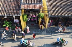 Hoi An ancient streets: top destination facing overload risk  ​