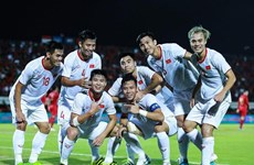 Vietnam sit on top of ASEAN football in 2019