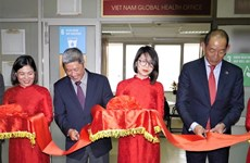 WHO opens Global Health Office in Vietnam