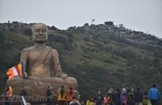 The majestic beauty of sacred Yen Tu Mountain