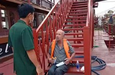 US citizen in distress on Saigon River rescued