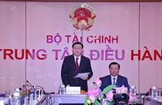 State budget collection reaches 1.54 quadrillion VND