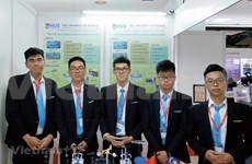 Vietnamese students win Int'l Science Contest in Malaysia