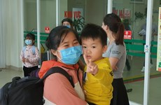 Vietnamese citizens returning from Wuhan discharged from hospital