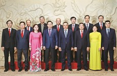 PetroVietnam Party Committee sails through difficulties of last five years