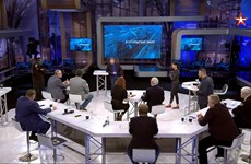 Vietnam's COVID-19 combat highlighted on Russia's popular talk show