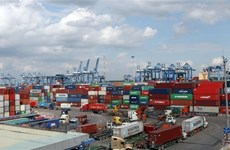 Seaports struggle with COVID-19 pandemic