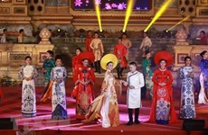Ao Dai – a cultural symbol associated with Vietnamese women