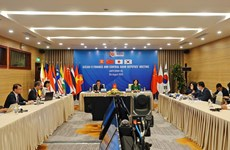 ASEAN+3 Finance and Central Bank Deputies' Meeting held  ​