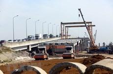 Transport ministry's public investment disbursement surpasses national average