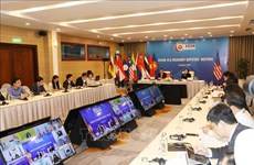 ASEAN Finance and Central Bank Deputies' Meeting held online
