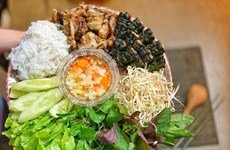 Hanoi's Bun Cha for weekend savoury treat