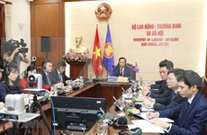 Vietnam highly regards social workers' role in COVID-19 response: Minister