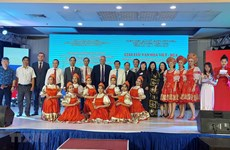 Vietnam – Russia cultural exchange held