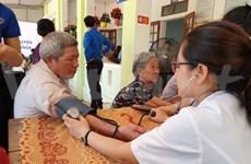Int'l workshop seeks to promote active ageing, mental health in ASEAN