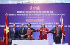 Vietnam-UK FTA: new motivation for bilateral trade