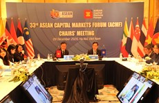 Vietnam hosts 33rd ASEAN Capital Markets Forum