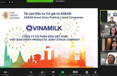 Vinamilk honoured as ASEAN asset class
