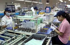 Vietnam toward goal of becoming world's manufacturing hub