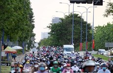 Vietnam strictly controls vehicle emissions to improve air quality