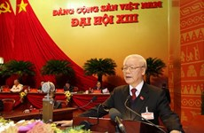 Human resources a decisive factor for national development: Party delegates