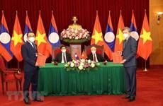 Vietnam, Laos enjoy growing trade ties