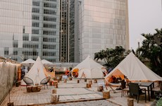 Glamping – a new way to spend vacations in Hanoi